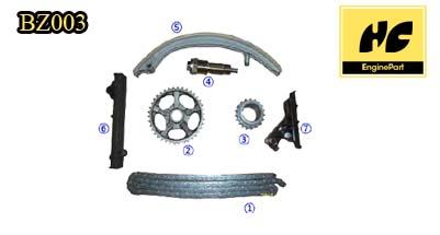 Mercedes E 200 Timing Chain Kit,Mercedes E Class Timing